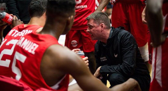 National Champion Calgary Dinos Coach Dan Vanhooren On His Coaching Philosophy