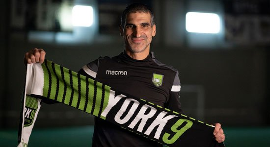 York United FC's Assistant Manager Paul Stalteri Uses European Soccer Career To Grow Canadian Soccer