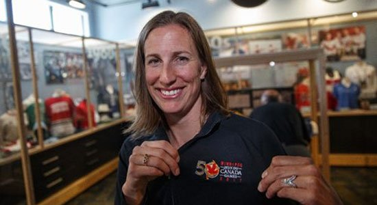Former Olympian Janine Stephens Takes Her Athletic Experience Into Her Coaching Career