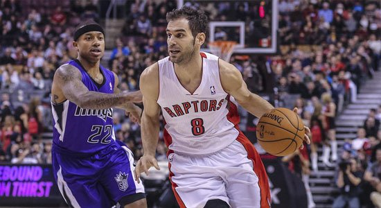 Former NBA Point Guard Jose Calderon Reflects On The Role Of Hard Work And Being A Team Player